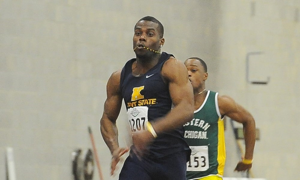 Akron Looks to Defend League Titles at MAC Indoor Track and Field Championships