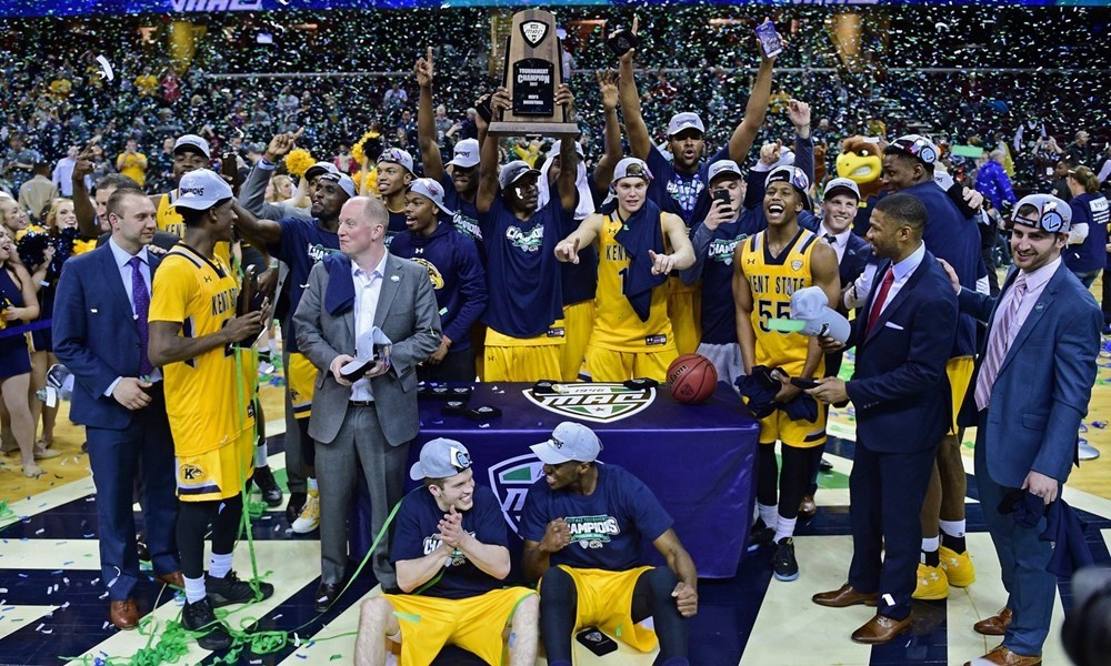 Image result for kent state mac tournament 2017