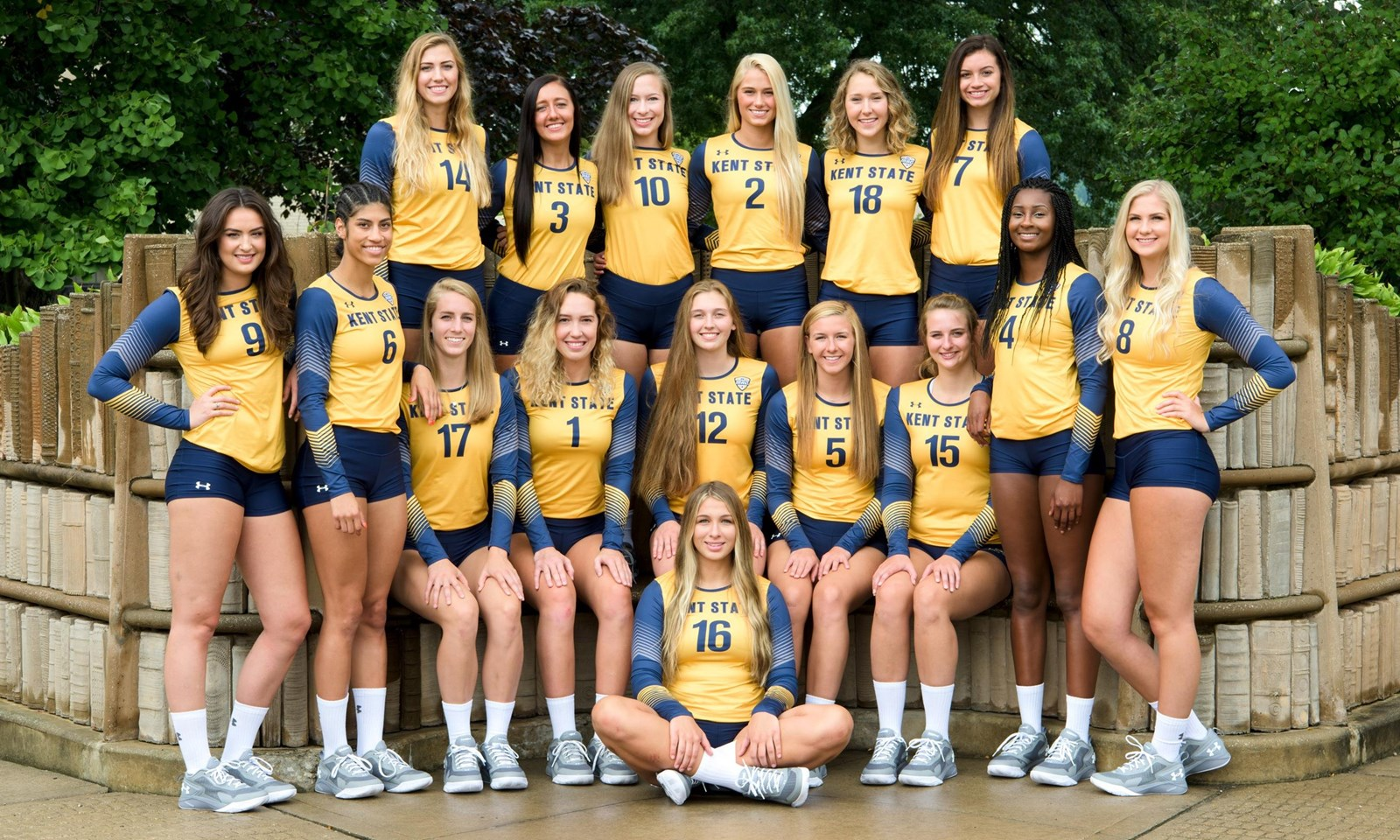 2017 Women S Volleyball Roster Kent State University Athletics