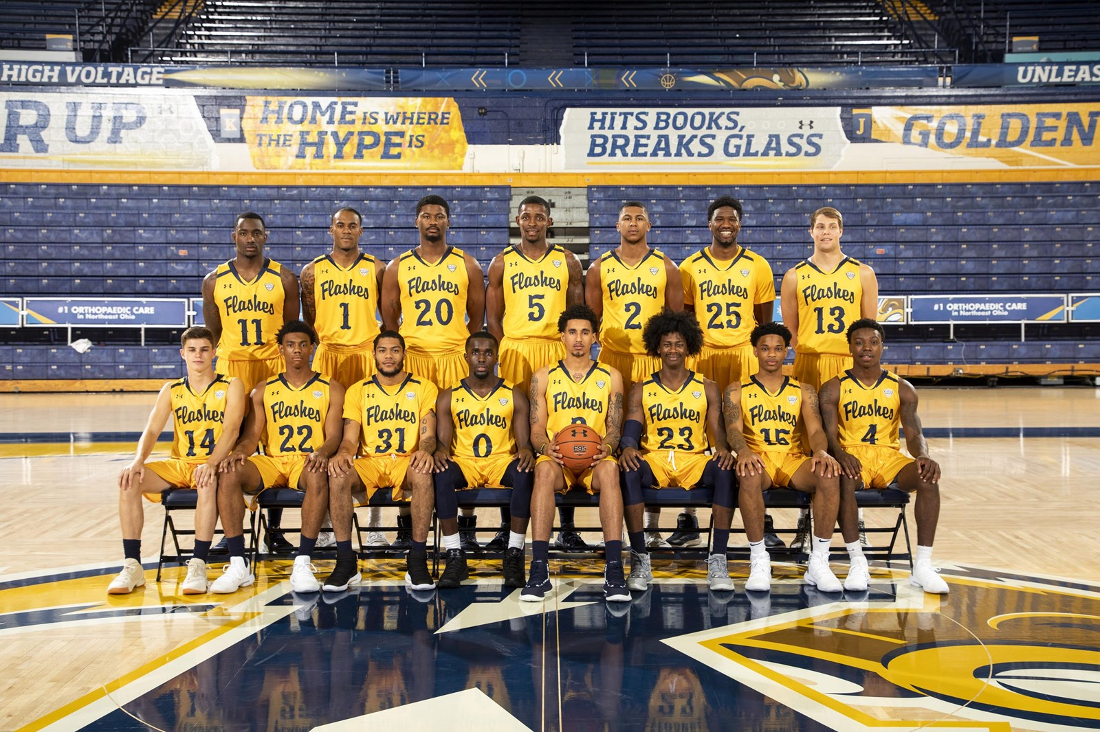 2018-19 men's basketball roster - kent state university athletics