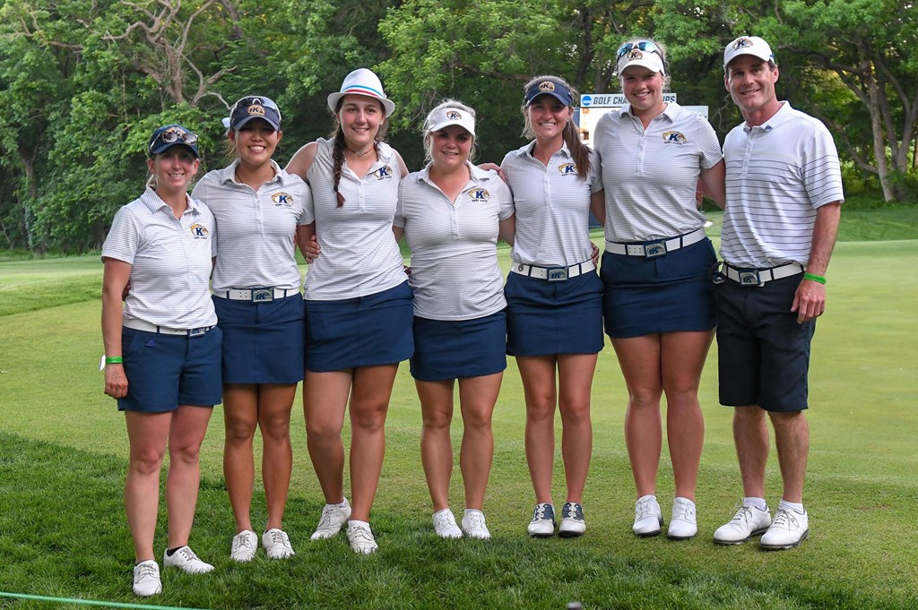 No. 16 Women's Golf to Face Alabama in National Quarterfinals