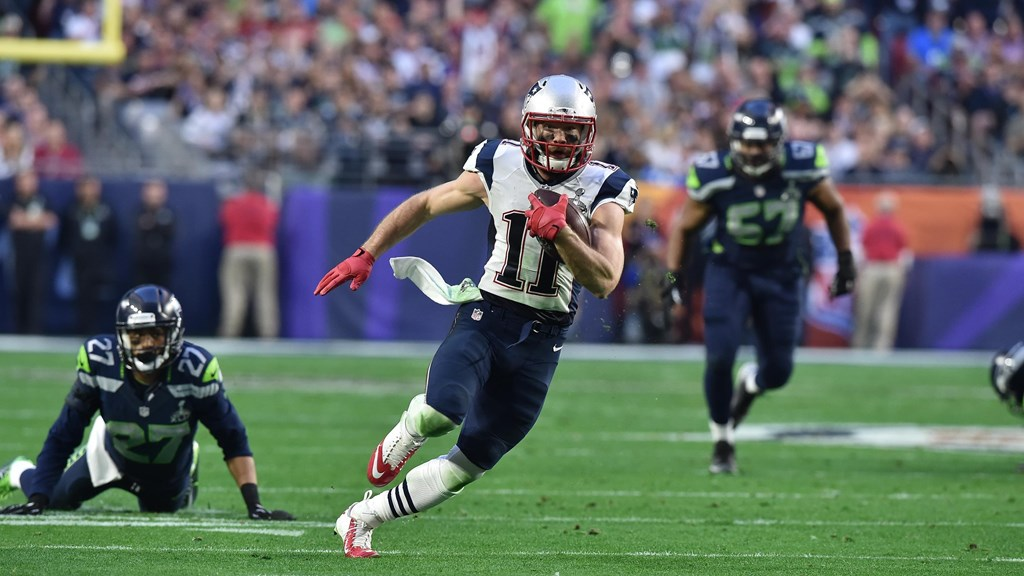 ff9f3e95a878b1 Edelman to Make Flashes' 25th Player Appearance in Super Bowl - Kent ...