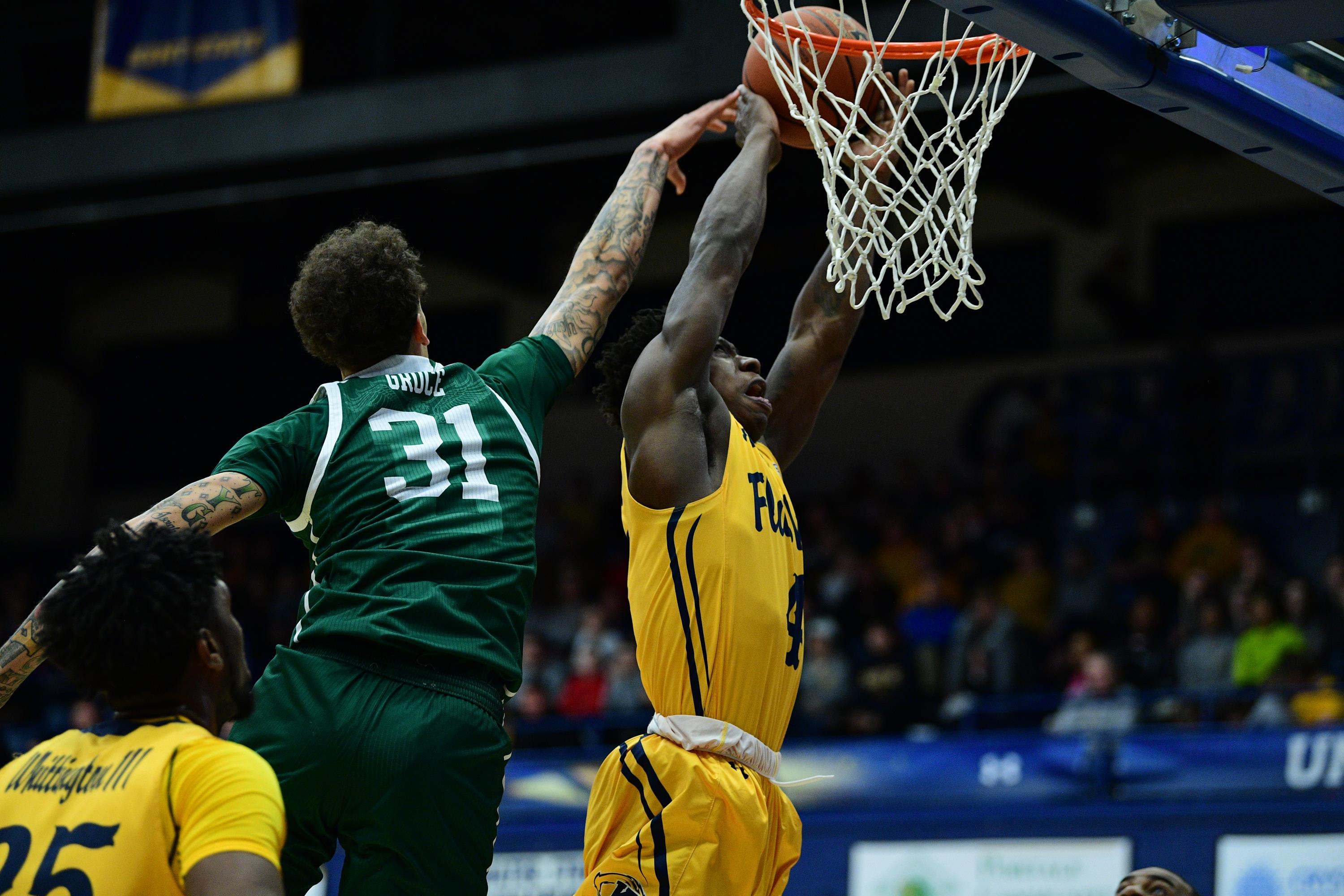 6b9a7304c9 Defense Dominates as Flashes Fly Over EMU - Kent State University ...